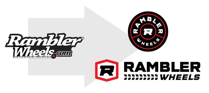 Rambler Wheels Branding by Kulture Digital in Austin Texas