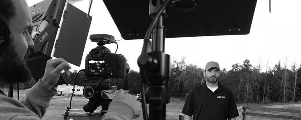 Kulture shoots video footage for Road Warrior Foundation brand video