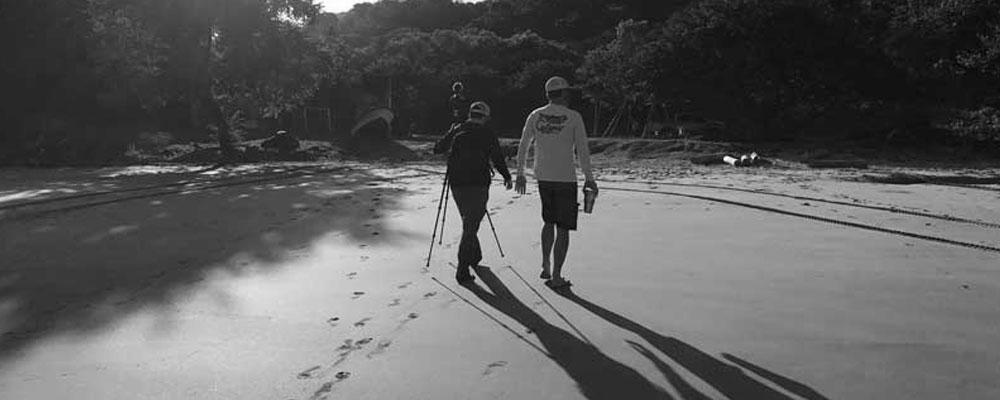 Surfari Charters Video Shoot with Kulture Digital