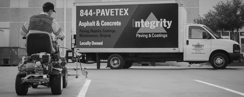 Integrity Paving Website By Kulture Digital In Austin