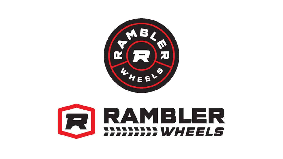 Rambler Wheels Branding By Kulture Digital In Austin