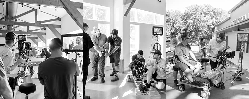 Full day professional video shoots with Kulture Digital